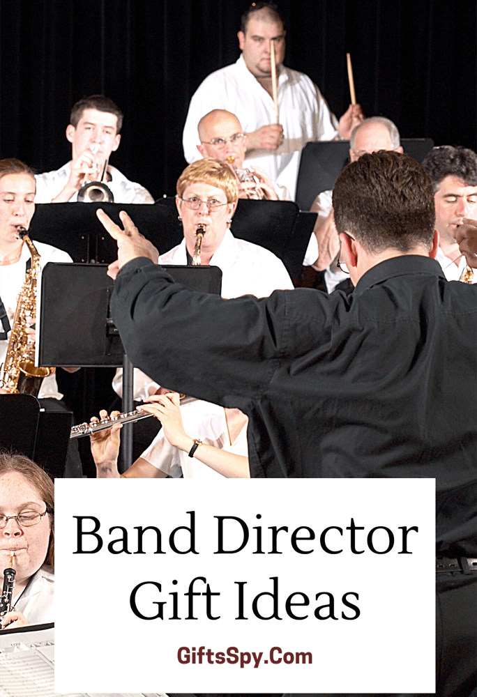 Band Director Gift Ideas