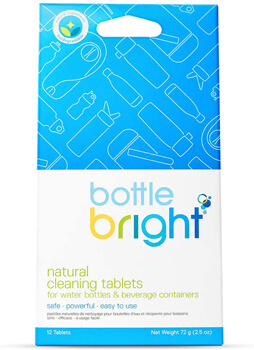 Bottle Bright- All Natural Cleaning Tablets