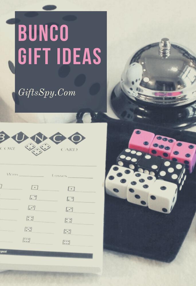 Bunco Gift Ideas