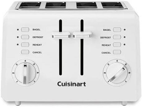 Cuisinart – compact plastic Slice Toaster