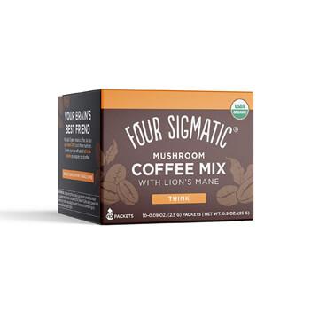 Four Sigmatic Mushroom Instant coffee