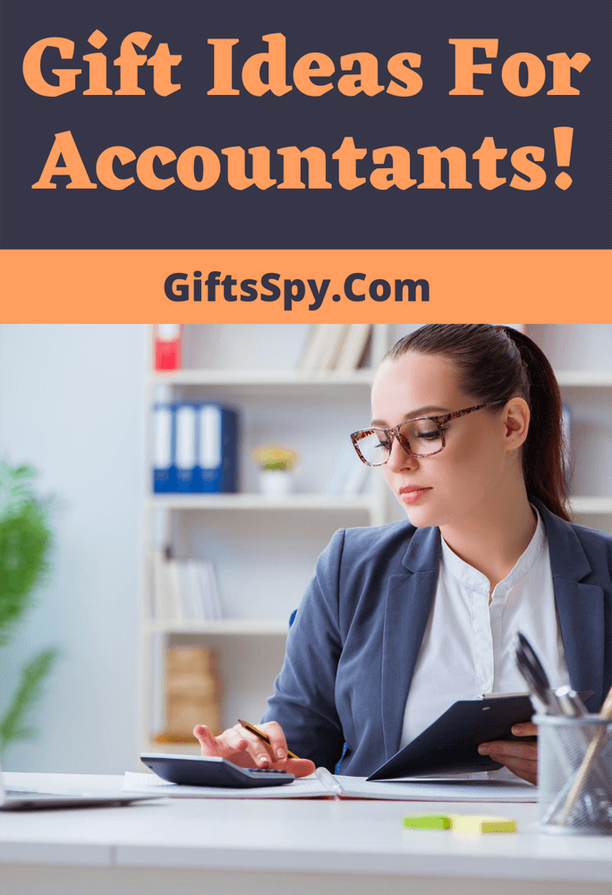 Gift Ideas For Accountants