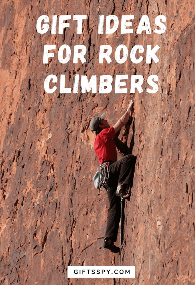 Gift Ideas For Rock Climbers