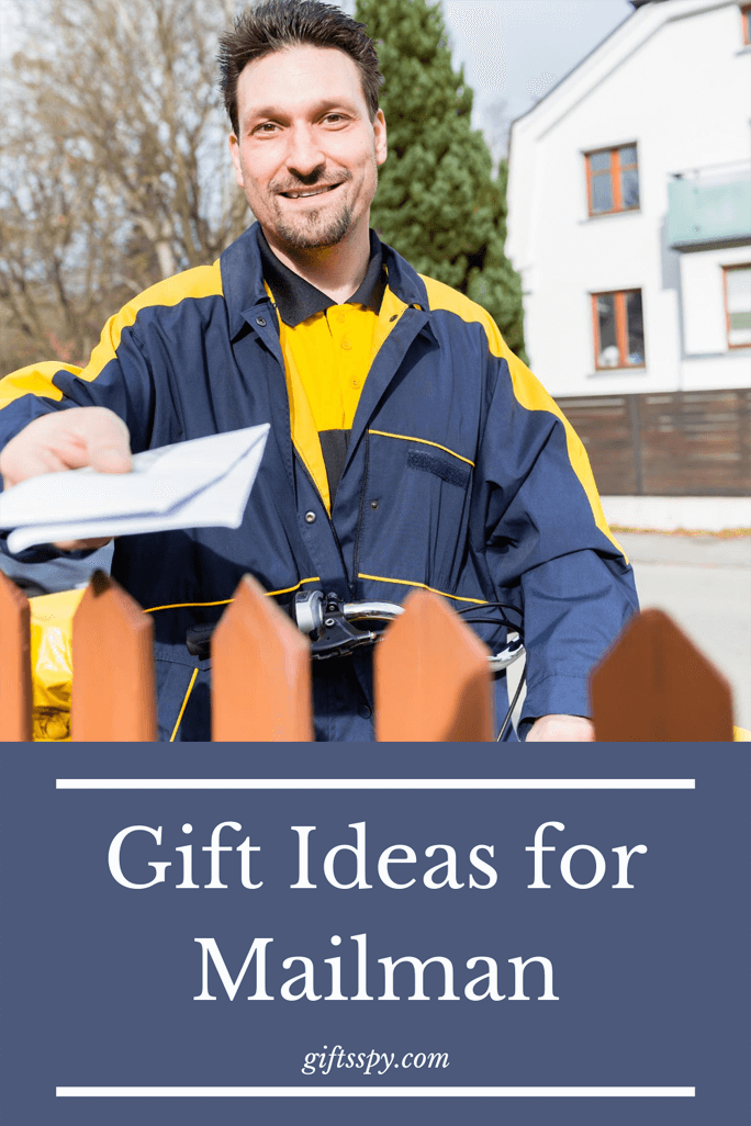 Gift Ideas for Mailman