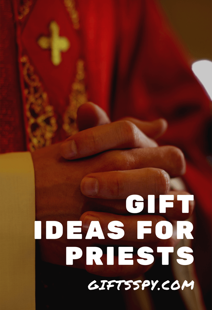 Gift Ideas for Priests