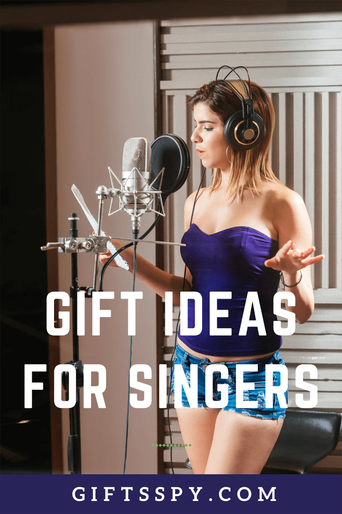 Gift Ideas for Singers