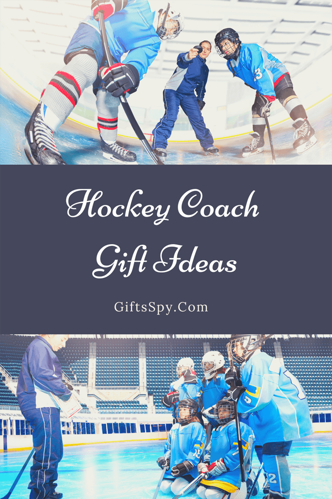 Hockey Coach Gift Ideas