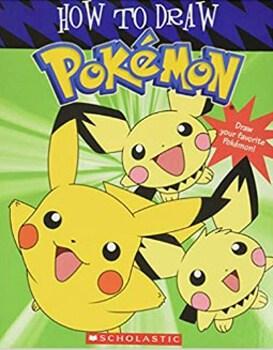 How-Draw-Pokemon-Tracey-West