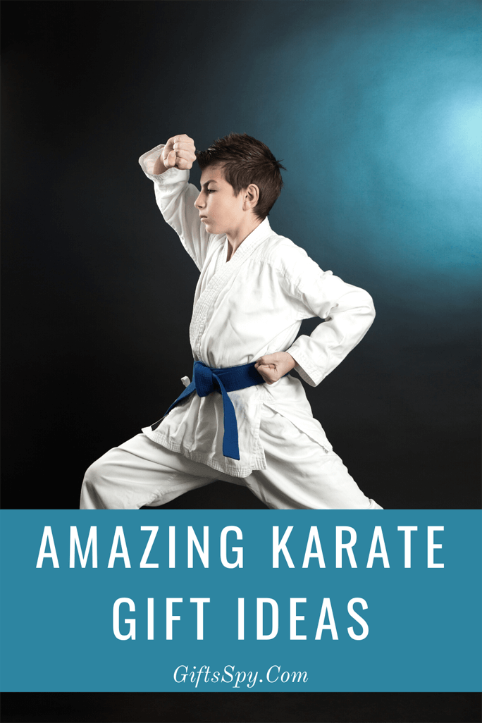 Karate Gift Ideas