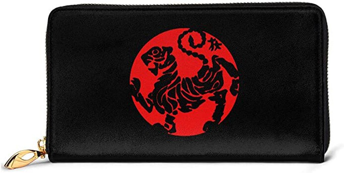 Karate Leather Wallet