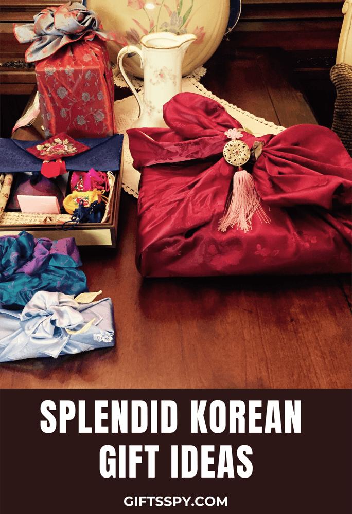 Korean Gift Ideas