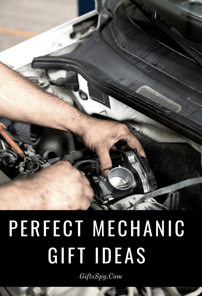 Mechanic Gift Ideas