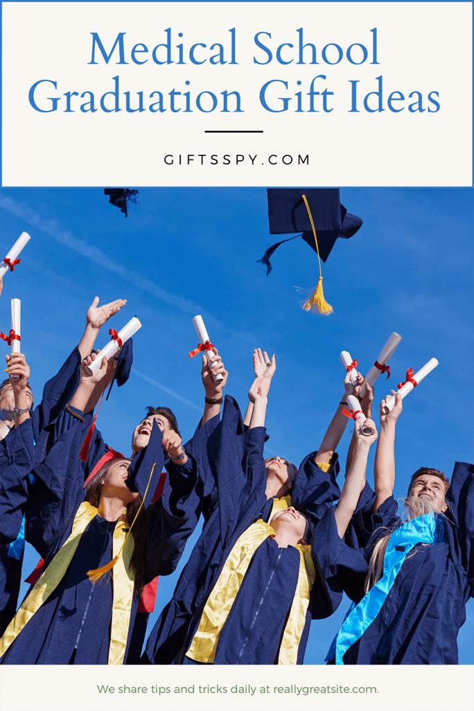 Medical School Graduation Gift Ideas