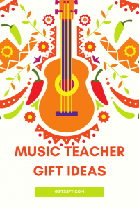 Music Teacher Gift Ideas