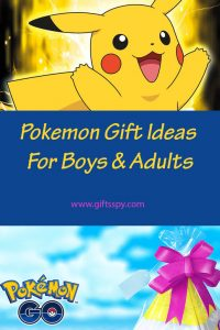 Pokemon Gift Ideas