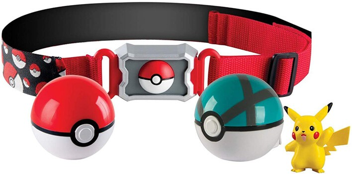 Pokemon adjustable belt