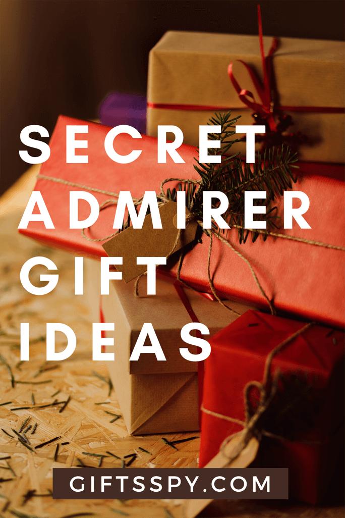 Secret Admirer Gift Ideas