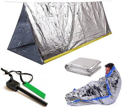 Sportsman Industries Survival Shelter Kit