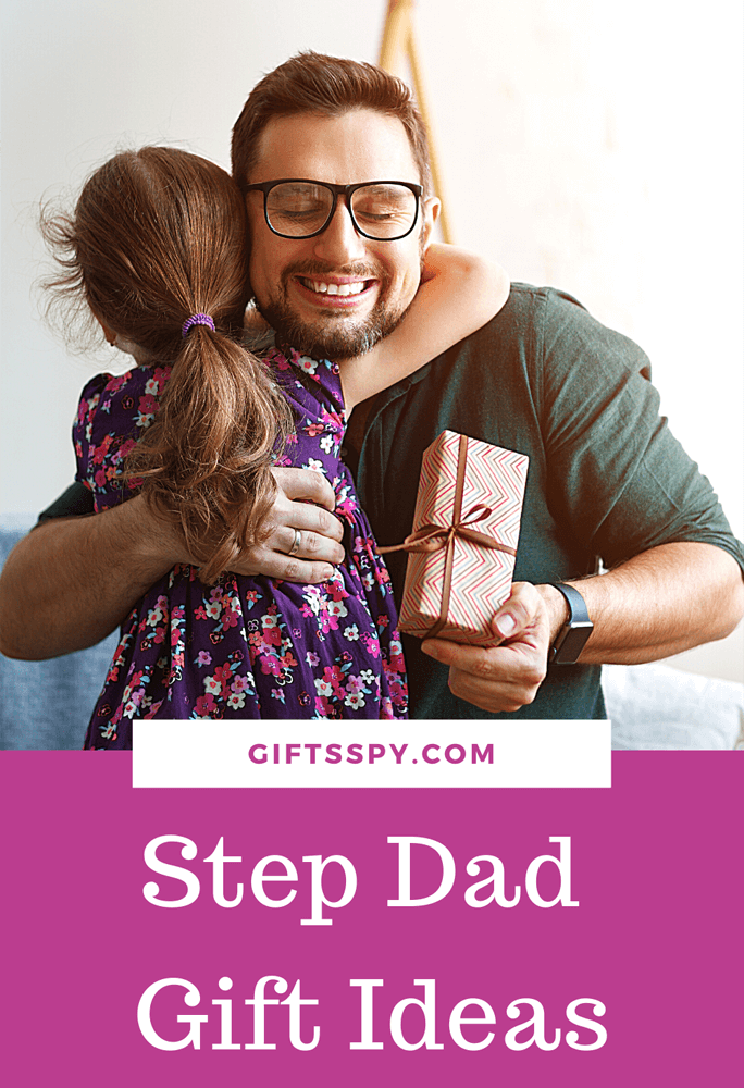 Step Dad Gift Ideas