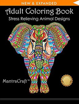 Stress relieving animal designs by MantraCraft