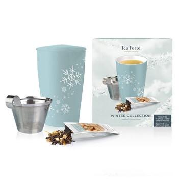Tea Forte Loose Tea Starter Set