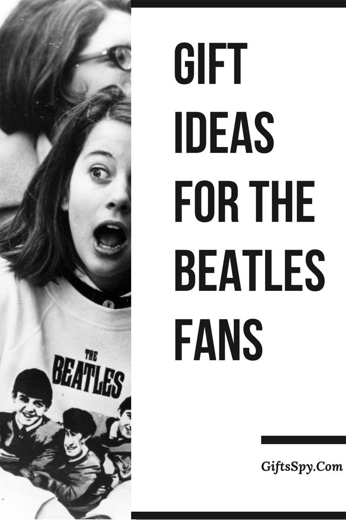 Gift Ideas For The Beatles Fans