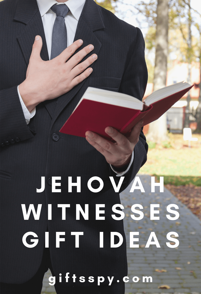 Jehovah Witnesses Gift Ideas