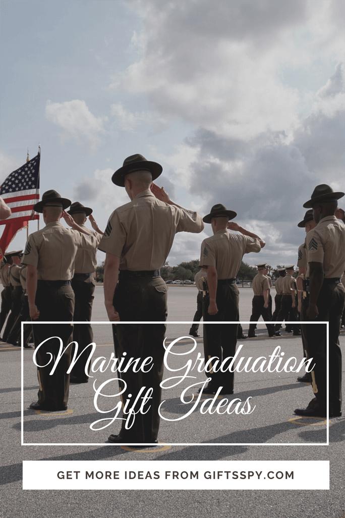 Marine Graduation Gift Ideas