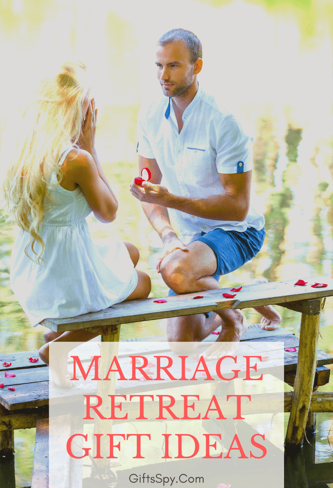 Marriage Retreat Gift Ideas