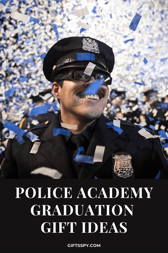 Police Academy Graduation Gift Ideas