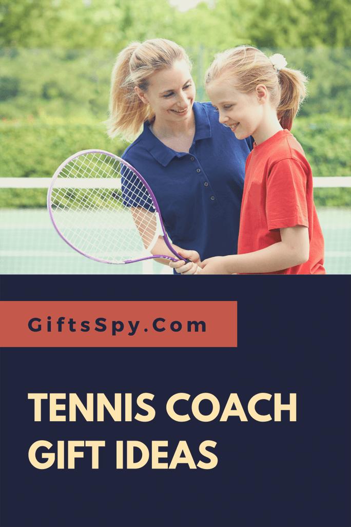 Tennis Coach Gift Ideas