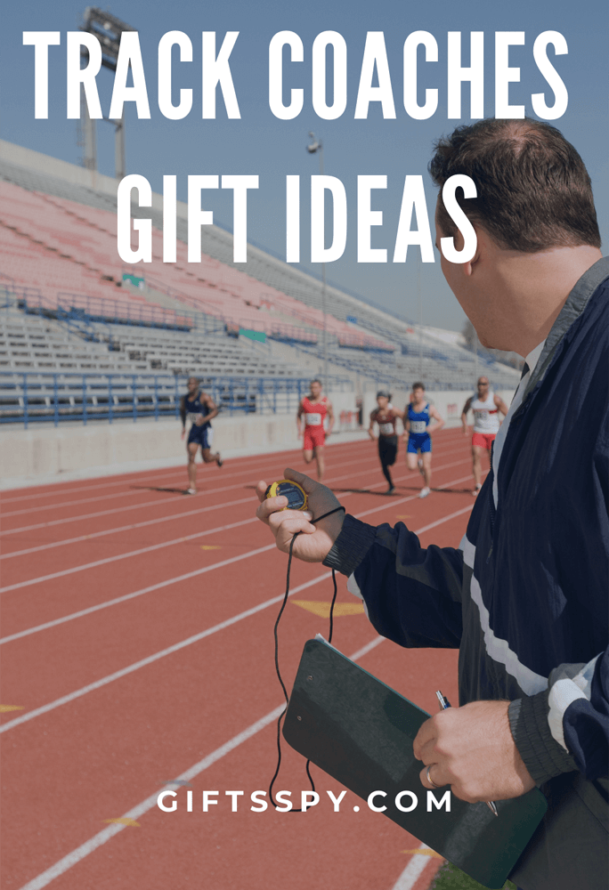 Track Coaches Gift Ideas