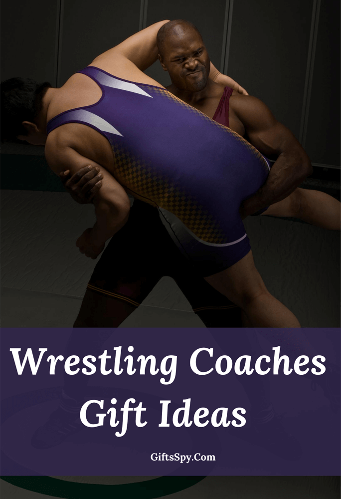 Wrestling Coaches Gift Ideas