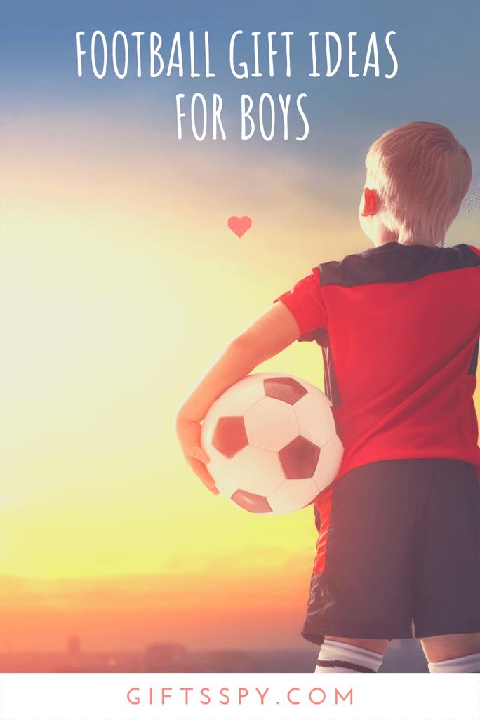 football gift ideas for boys