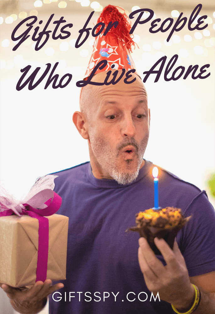 Gifts for People Who Live Alone