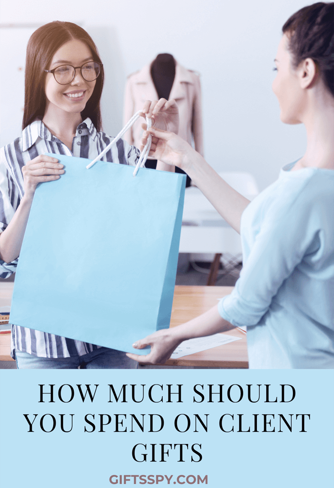 How Much Should You Spend on Client Gifts