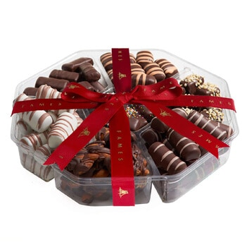 Fames Chocolates Gourmet Chocolate Gift