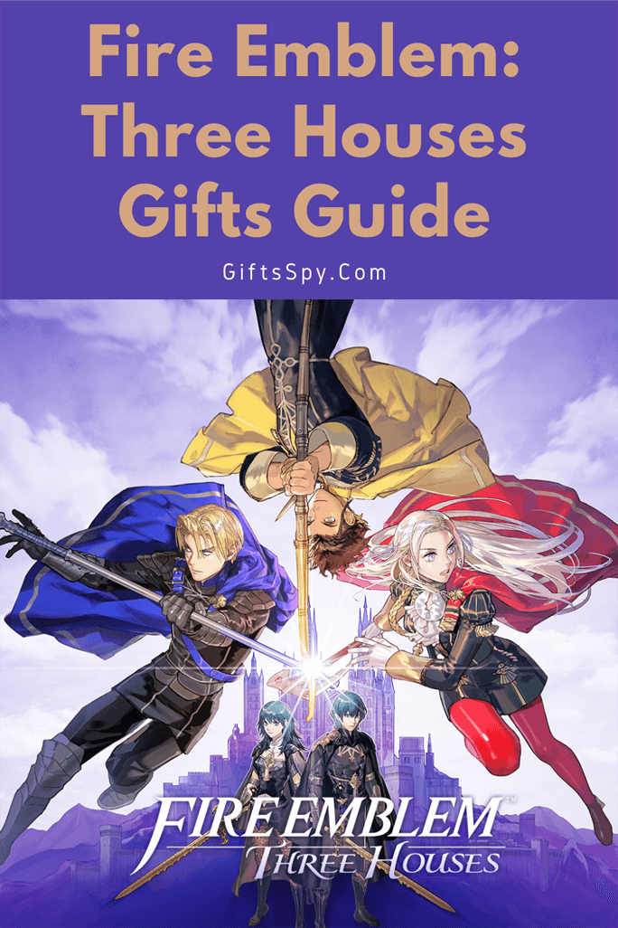 Fire Emblem-Three Houses Gifts Guide