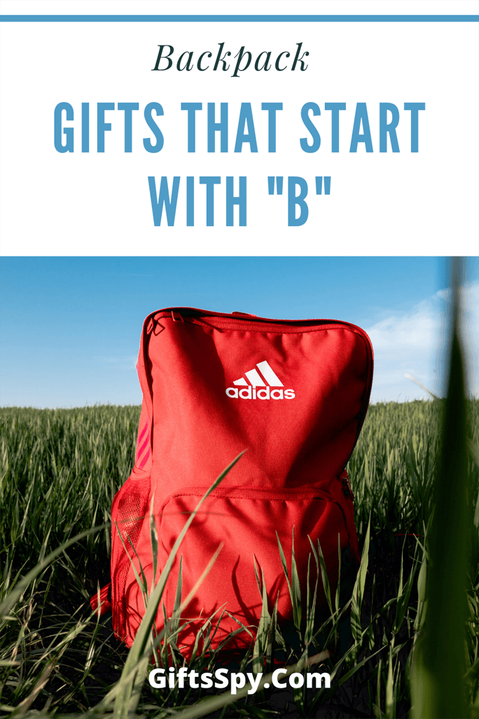 Gifts That Start With B