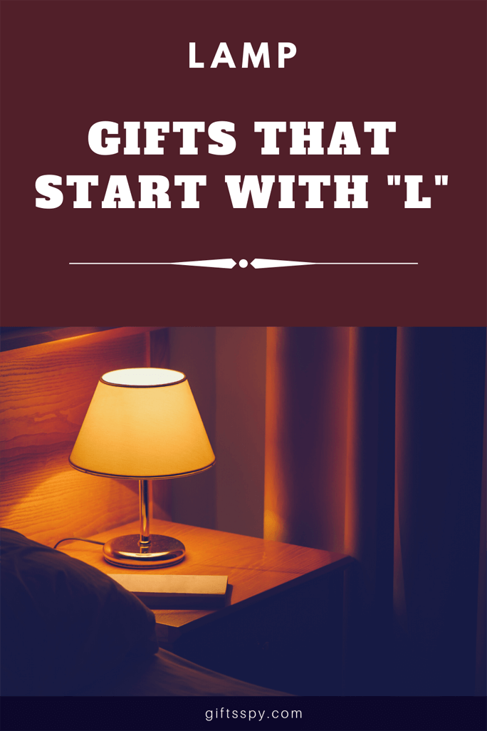 Gifts that Starts with L