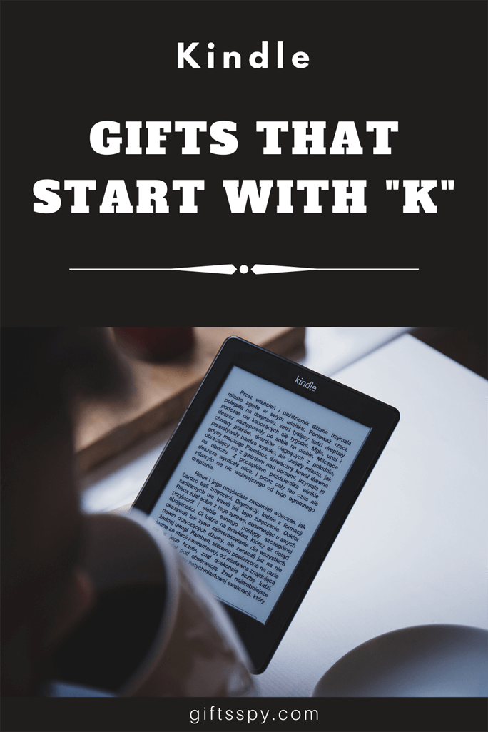 Gifts that Starts with k