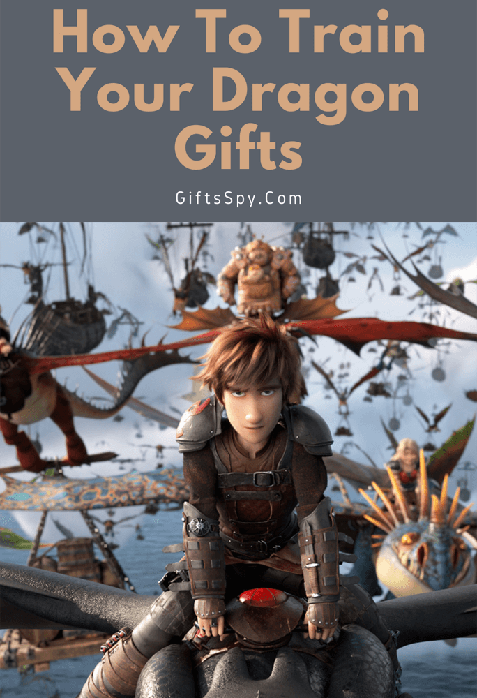 How To Train Your Dragon Gifts