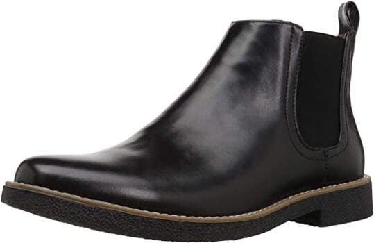 Memory Foam Dress Casual Comfort Chelsea Boot