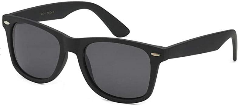 Vintage Style Design Yellow Sunglasses